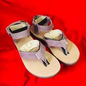New! Lilac Teva Sandals 😍